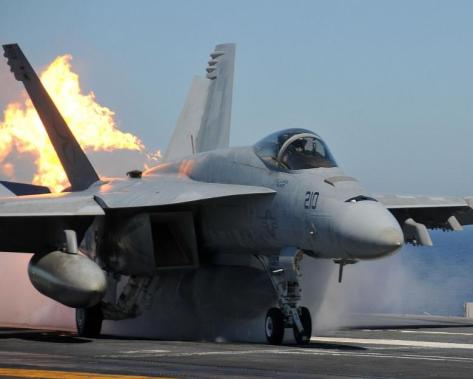 F-18 Super Hornet US Navy (NI)