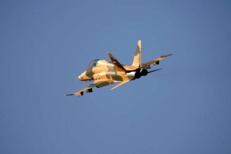 F-5 Iran