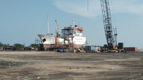 Kemhan Lirik PT. MOS di Karimun untuk Buat Kapal Perang