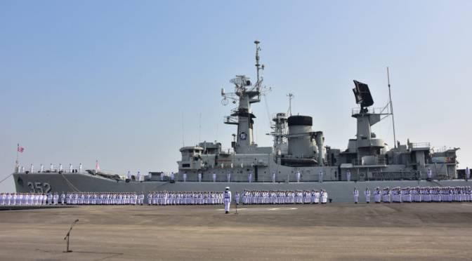 Kapal Perang Ex TNI-AL KRI Slamet Riyadi-352 Akan Ditenggelamkan