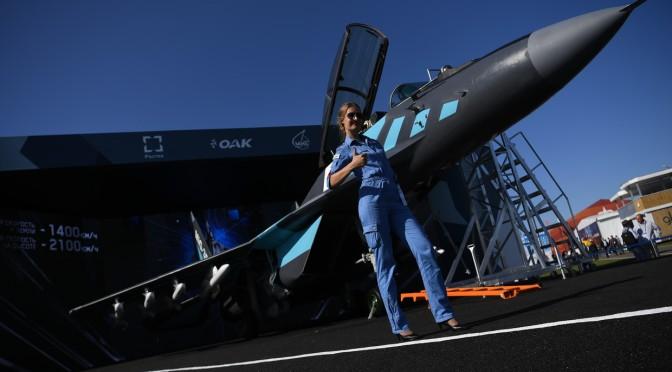 MiG-35 Tunjukkan Radar AESA Baru di MAKS 2019