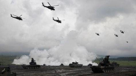 Militer Jepang. (Reuters)