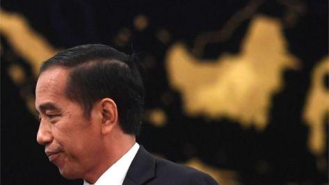Presiden Joko Widodo mengumumkan pemindahan ibu kota ke Kalimantan Timur (Antara)