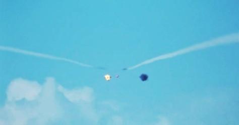 Rudal-Rudal Arhanud TNI AD Hancurkan Sasaran di Udara 2