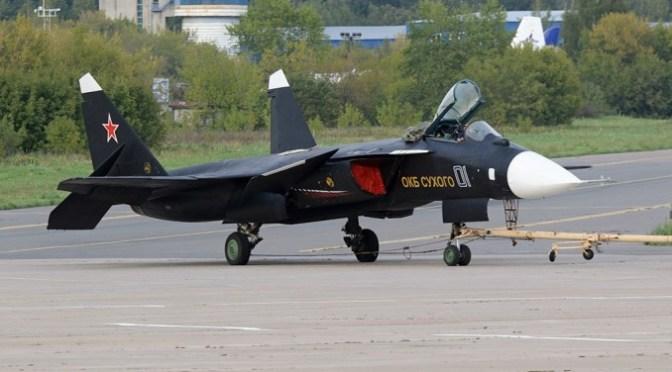 Hadir di MAKS 2019, Banyak Teknologi Su-47 yang Menjadi Dasar Su-57
