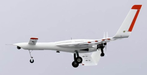 UAV Rajawali 720 (KKIP)