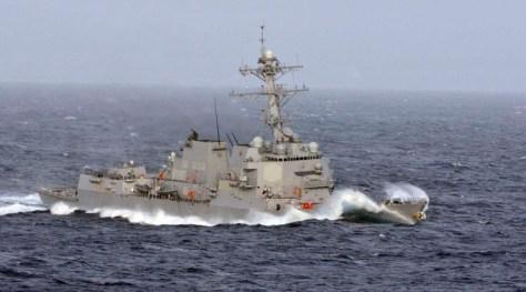 USS Wayne E. Meyer (DDG 108) (Navy)