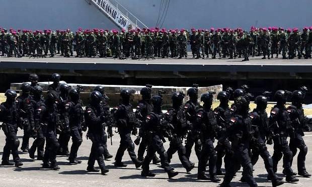 Dharma Yudha 2019, TNI AL Kerahkan Beragam Alutsista