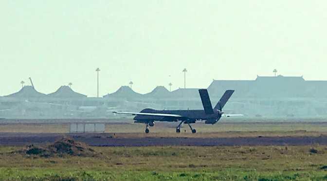 TNI Akan Datangkan Enam Unit Drone CH4
