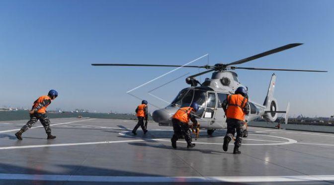 Indonesia Tunjuk Helikopter Panther Terakhir untuk Operasi Anti-kapal Selam