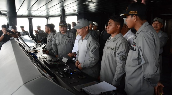IDNCG Uji Coba KN Pulau Nipah – 321