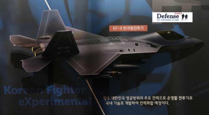Kemampuan 'Electronic Warfare' Jet Tempur KF-X