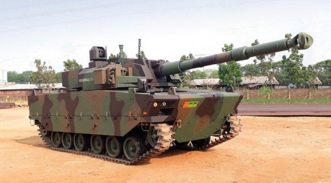 Penyerahan Dan Penandatanganan Sertifikat Tipe Medium Tank Harimau Pindad