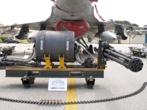 Muspusdirla Terima Persenjataan F-16 dari Depohar 60