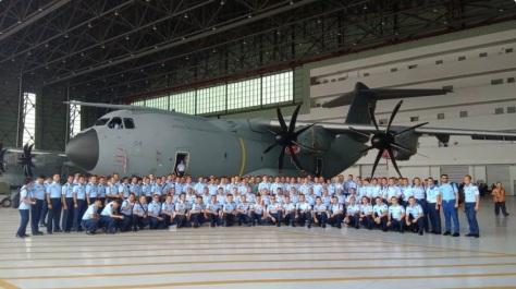 Pasis Seskoau A-56 Lakukan Kuliah Kerja III ke Malaysia