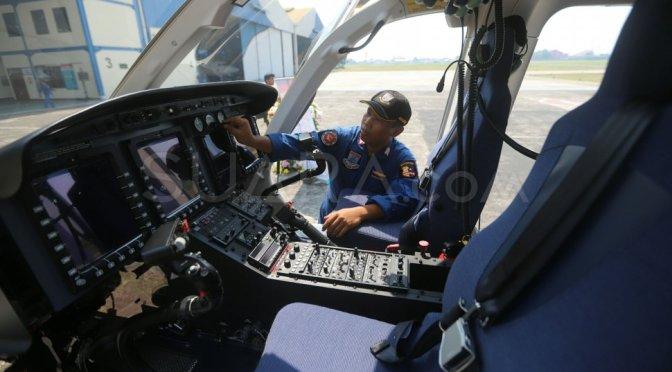 Helikopter Bell 429 Untuk Polri (Photo)