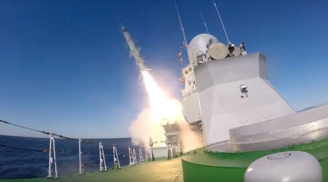 Rusia Berhasil Uji Coba Rudal Kh-35