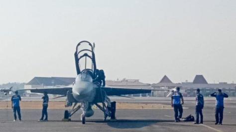 T-50 i Golden Eagle (Tribunnews)
