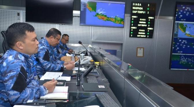 """Tingkatkan Kesiapsiagaan Operasional, TNI AU Lathanud Perkasa """"D"""" 2019"""