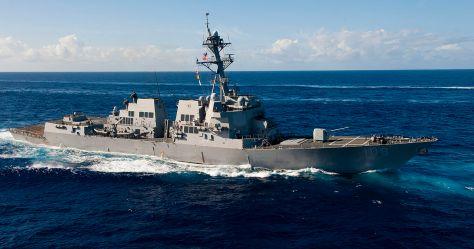 USS Wayne E. Meyer (DDG 108) (Wiki)