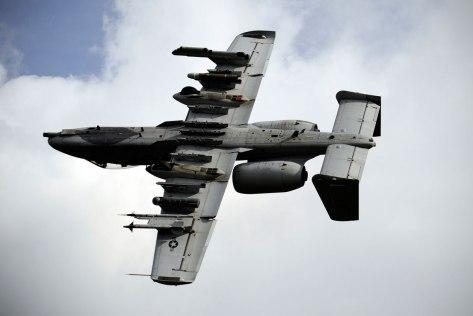 A-10 Thunderbolt II (Military)