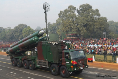 Brahmos missile (military today)