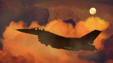 F-16 AS (Istimewa)