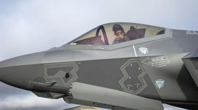 RTAF Bantah Rencana Akusisi Jet Tempur Siluman F-35