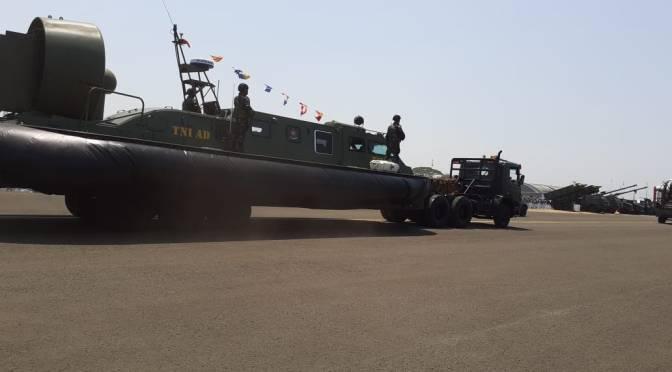 Bekangad Telah Operasikan Dua Unit Hovercraft dan Jet Ski
