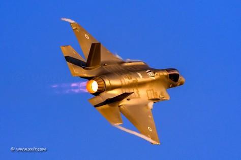 IAF F-35I Adir (xnir)