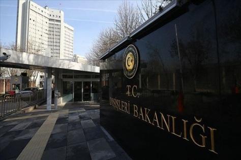 Kementerian Luar Negeri Turki (AA)