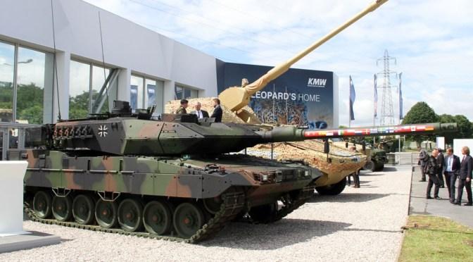 Rheinmetall Dianugerahi Kontrak Sebesar USD328 Juta Untuk 44 Leopard 2A7+ dan 24 PzH 2000 Hongaria