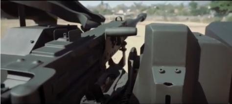 Litbang Sistem Persenjataan Sentry Gun (UGCV ) Tahap 1 2019 (Ansacorp) 2