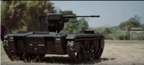 Litbang Sistem Persenjataan Sentry Gun (UGCV ) Tahap 1 2019 (Ansacorp) 5