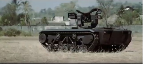 Litbang Sistem Persenjataan Sentry Gun (UGCV ) Tahap 1 2019 (Ansacorp) 6