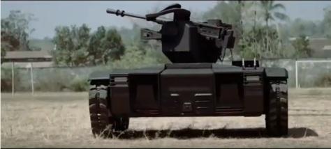 Litbang Sistem Persenjataan Sentry Gun (UGCV ) Tahap 1 2019 (Ansacorp) 7
