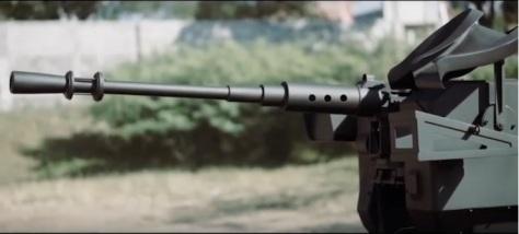 Litbang Sistem Persenjataan Sentry Gun (UGCV ) Tahap 1 2019 (Ansacorp)