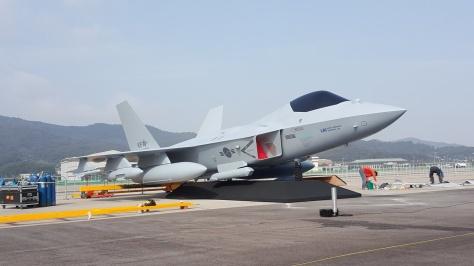 Mock-Up Pesawat Tempur KF-X Diluncurkan, Indonesia Tak Disebut (Aereo)