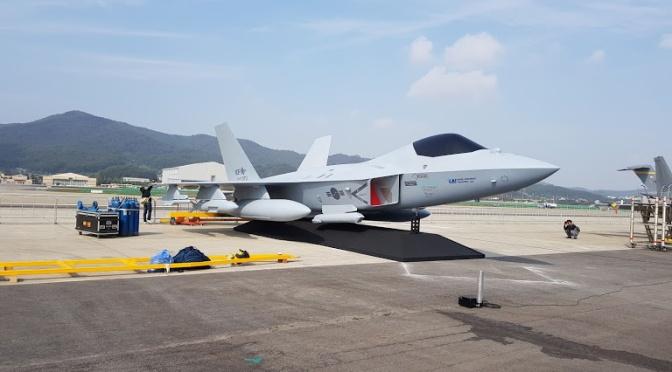 Mock-Up Pesawat Tempur KF-X Diluncurkan, Indonesia Tak Disebut
