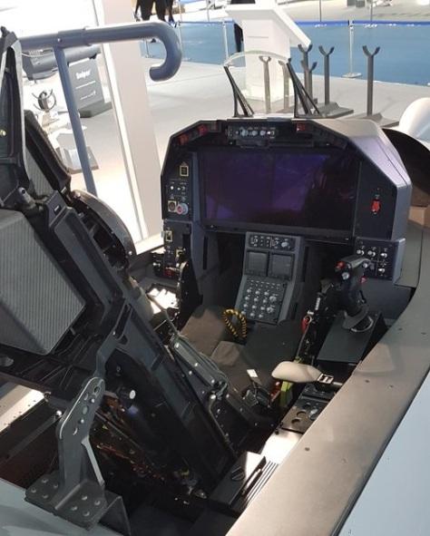 Mock-Up Pesawat Tempur KF-X Diluncurkan, Indonesia Tak Disebut (Gareth Jennings)
