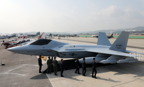 Mock-Up Pesawat Tempur KF-X Diluncurkan, Indonesia Tak Disebut (Joins)
