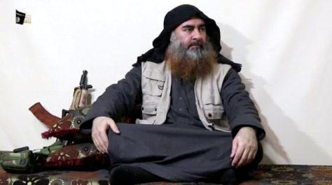 Pemimpin ISIS, Abu Bakar Al Baghdadi. Reuters