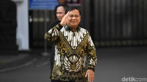 Prabowo Subianto (ANTARA FOTO - Detik)