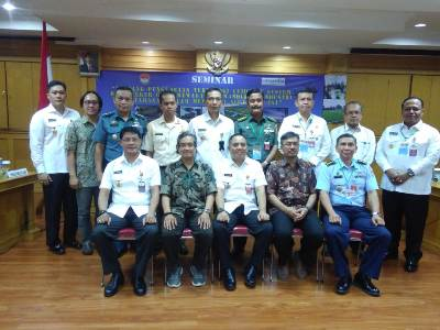 Seminar Litbang Guidance System dan Seeker untuk Missile Tahap I-III