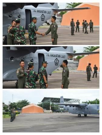 Survey Pengembangan Pangkalan Udara TNI AL Dibawah Jajaran Puspenerbal