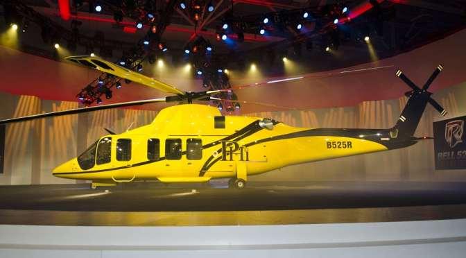 Bell 525, Salah Satu Kandidat Helikopter  VVIP TNI AU