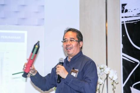 Direktur Utama PT Dahana Budi Antono (infobanknews)