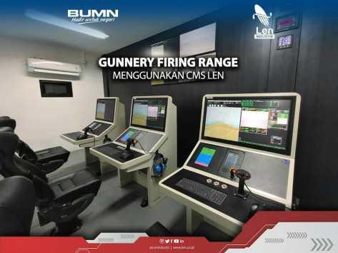 Gunnery Firing Range PT Len 1