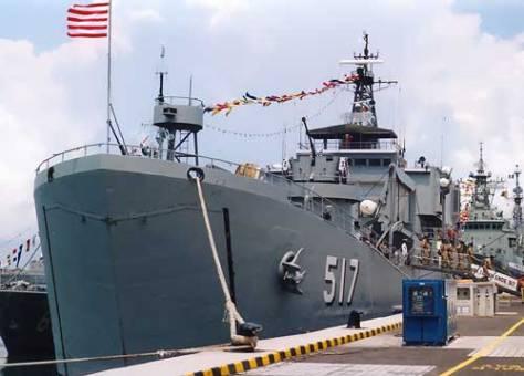KRI Teluk Ende - 517 (Indomiliter)
