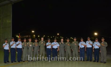 Latihan NVG Skadron Udara 15 Lanud Iswahjudi Ditutup